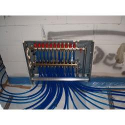 Teplovodné podlahové vykurovanie systém UNIVENTA